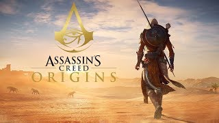 Chata Pond Treasure Looted in Assassin's Creed ORIGINS Gameplay (Xbox One, PS4)