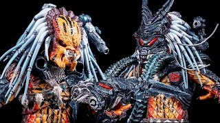 PREDATOR: CLAN LEADER EXPLAINED - MOST POWERFUL ON YAUTJA PRIME NECA