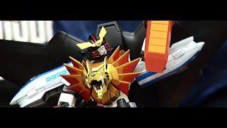 Bandai Super Robot Chogokin Gaogaigar Figuarts Zero Sousuke Aizen Toy Tengoku 13