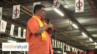 Mat Sabu: Bila Gerakan Harapan Baru, DAP, PKR & NGO Bersatu Tenaga, Barisan Nasional Out-U-Go