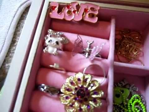 What's in my jewelry box? :D