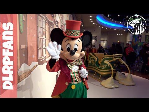 A Magical Christmas 2017 at Disneyland Paris