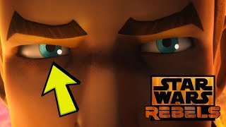 Why and how did Kanan Jarrus regain his sight? - Star Wars Lore