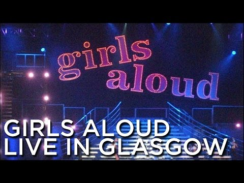 2007-05-16 'Girls Aloud' @ SECC, Glasgow, UK