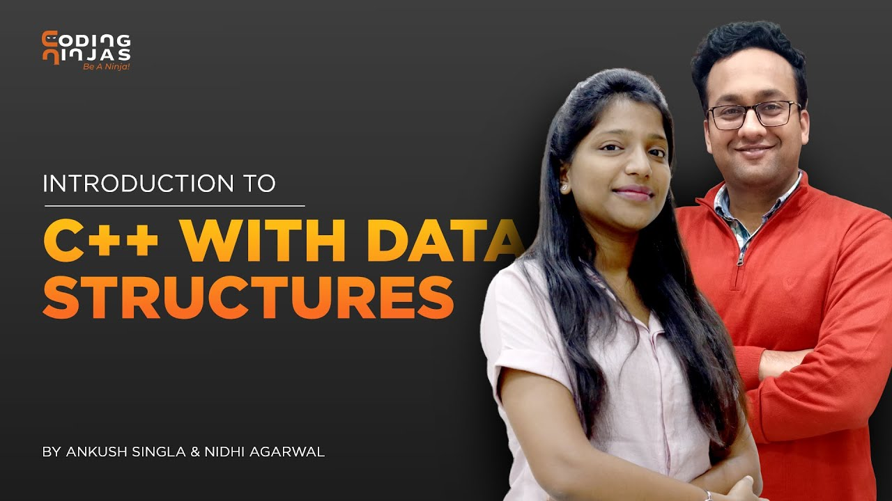 C++ with Data Structures and Algorithms by Nidhi Agarwal