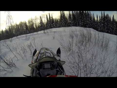 2013 Rmk 600 And 2013 Backcountry 600 Etec