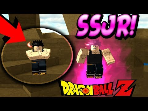 ROBLOX Dragon Ball Z Final Stand - Super Saiyan ROSE | How I Got The Red Floating Thing Above Head