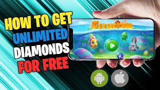 Fishdom MOD apk - How to Get Unlimited Diamonds / Coins for Android and iOS screenshot 5