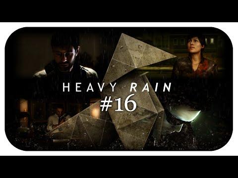 Heavy Rain : Episodio 16: El nombre del Asesino del Origami - Guia Completa HD