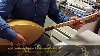 YENİ CAMİ AVLUSUNDA EZAN SESİ VAR - SOLFEJ