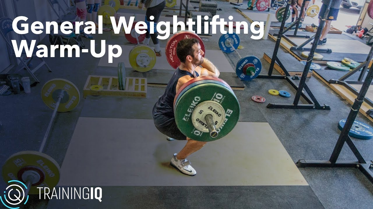 Warm-Up For Weightlifting