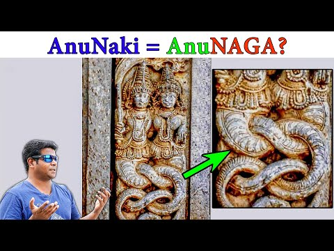 Anunnaki Found in Hindu Temple? Ancient Aliens in India
