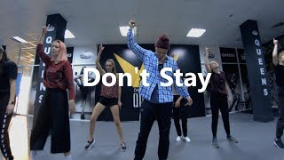 Don't Stay - X Ambassadors / Denis Lishin Choreography