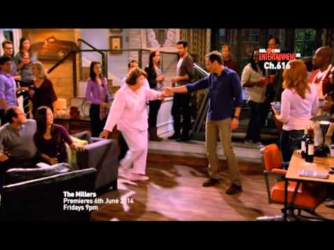 unifi TV Live TV: THE MILLERS (First & Exclusive)