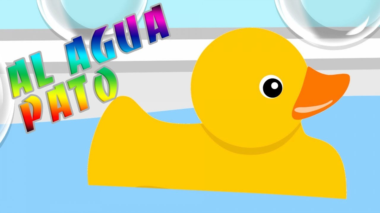 Al Agua Pato - Canti Rondas | Canciones Infantiles