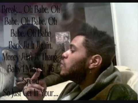 Birthday Suit- The Weeknd (With Lyrics)