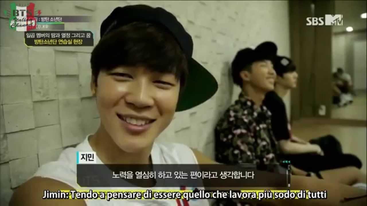 [SUB ITA] BTS - A R M Y Rookie King episodio 1 [parte 1/5]