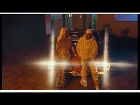 Смотреть клип Melii Ft. 6Lack - You Ain'T Worth It