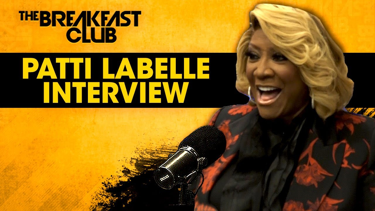 Ms. Patti LaBelle Graces The Breakfast Club To Talks Home Cooking, Haters + More