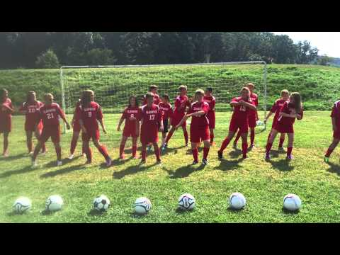 Glenwood School's Soccer Team Whipping Childhood Cancer!