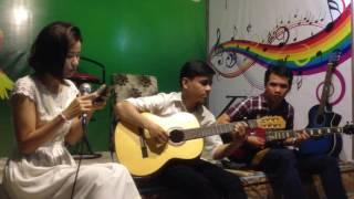 Sương Lạnh Chiều Đông - Hồng Phấn- guitar72- guitar Sang Huỳnh