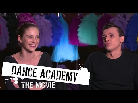 Xenia Goodwin Between Two Tutus  Dance Academy The Movie