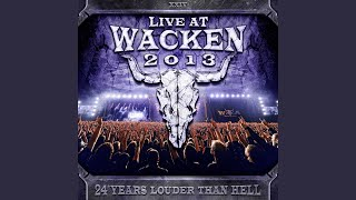 Provided to YouTube by Warner Music Group Indians (Live At Wacken 2...