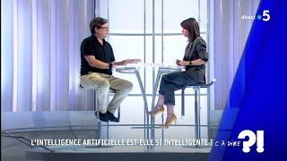 L'intelligence artificielle est-elle si intelligente ? #cadire 19.10.2018