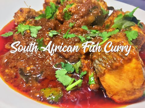 South African Fish Curry Recipe - EatMee Recipes