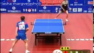 Ma Lin vs Chiang Peng Lung (Cool Dragon Men's International 2005)