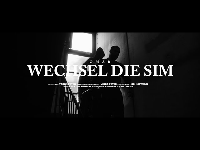 Omar - Wechsel die Sim [Official Video] - wirsindLL