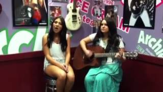 "Chasing Paris perform ""Perfect Crime"" at Archie's Ice Cream in Tustin,Ca - 9/5/13 Thumbnail"