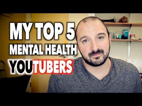 My Top 5: Mental Health YouTubers