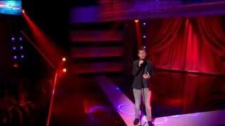 Jeffrey Heesen | Liefde van Later  | ronde 1 | De Finale | Bloed, Zweet & Tranen