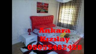 Ankara Kızılay Günlük Kiralık Ev
