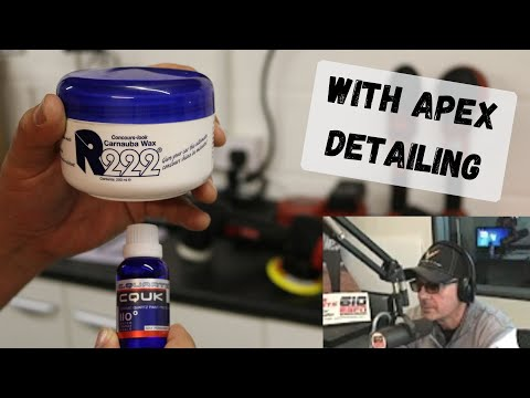 Car Detailing | Wax, Sealant, Ceramic | Which one?  Featuring Apex Detailing