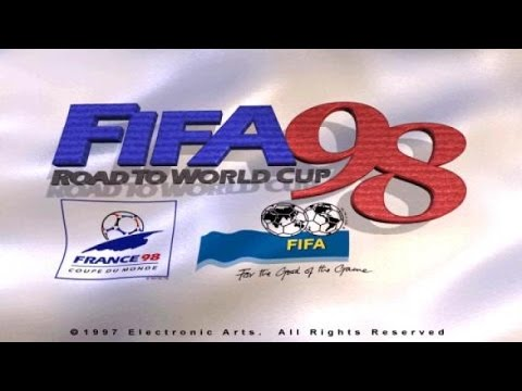 FIFA 98 Road to World Cup gameplay PC Game, 1997
