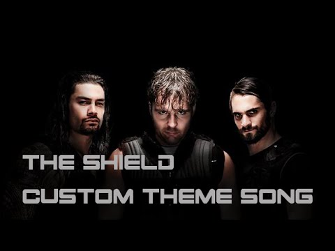 Wwe the shield custom theme with download link youtube - Download pictures of the shield wwe ...