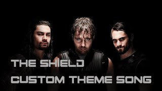 WWE: The Shield custom theme with Download link