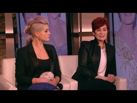 Sharon & Kelly Osbourne Reveal What Makes Them 'Best Friends'