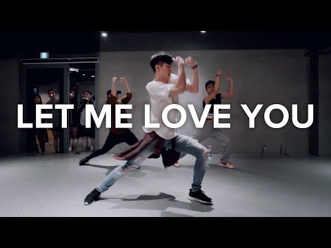開始線上練舞:Let Me Love You(鏡面版)-DJ Snake | 最新上架MV舞蹈影片