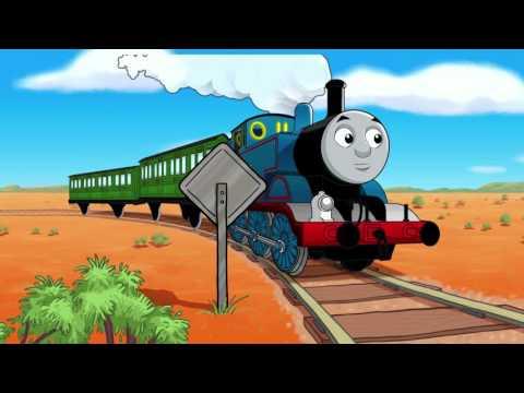 Il Trenino Thomas e il canguro