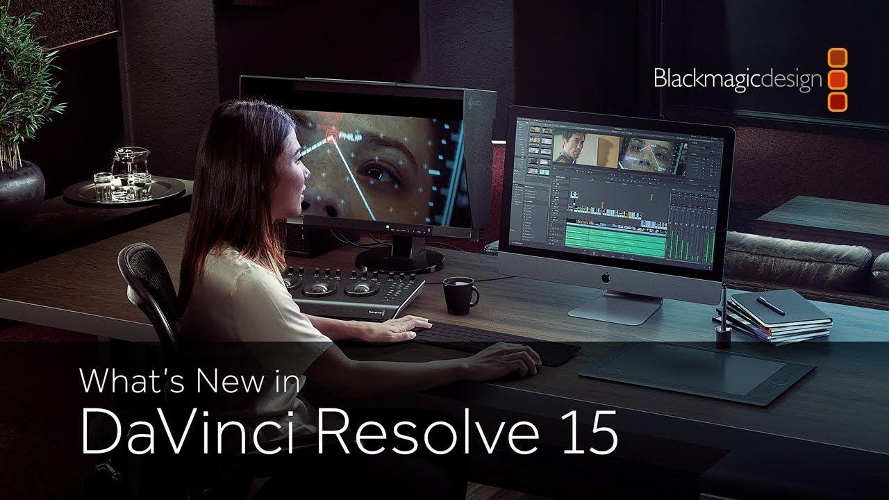 Blackmagic Design DaVinci Resolve Studio - Toolfarm