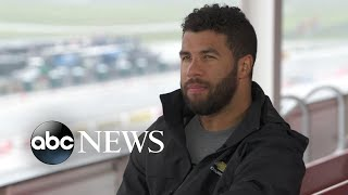 An in-depth chat with NASCAR driver Bubba Wallace