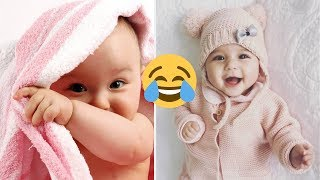 Cute Baby Reactions to Everything - Funniest Baby Reaction Video