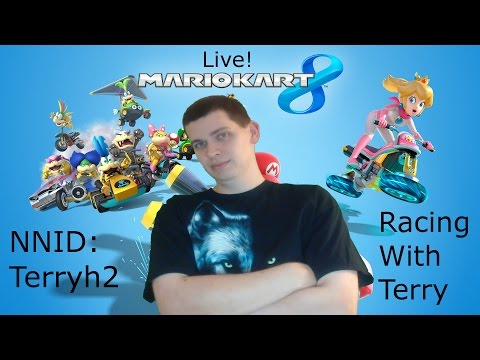 Multiplayer Game Night Featuring Mario Kart 8 (6/2/16)
