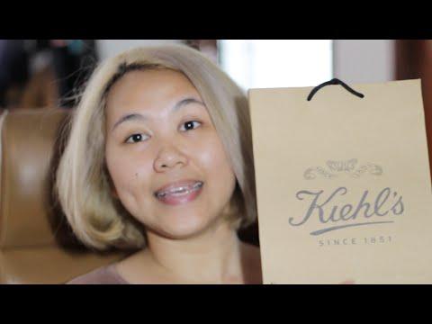 MY SKINCARE ROUTINE ( KIEHL'S PRODUCT REVIEW ) - ELVA SARAGIH