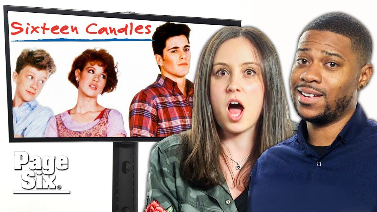 Does Sixteen Candles Still Hold Up Decades Later Page Six Youtube