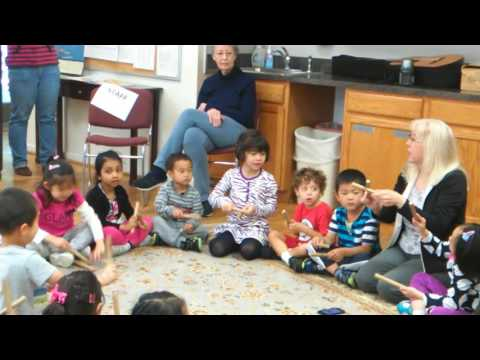 Cacc Montessori School Music Time