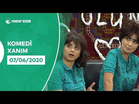 Komedi Xanım (4-cü Bölüm ) 07.06.2020